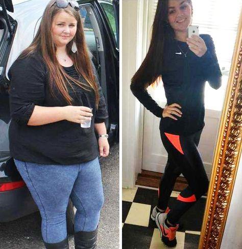 új súlycsökkentési sikertörténetek