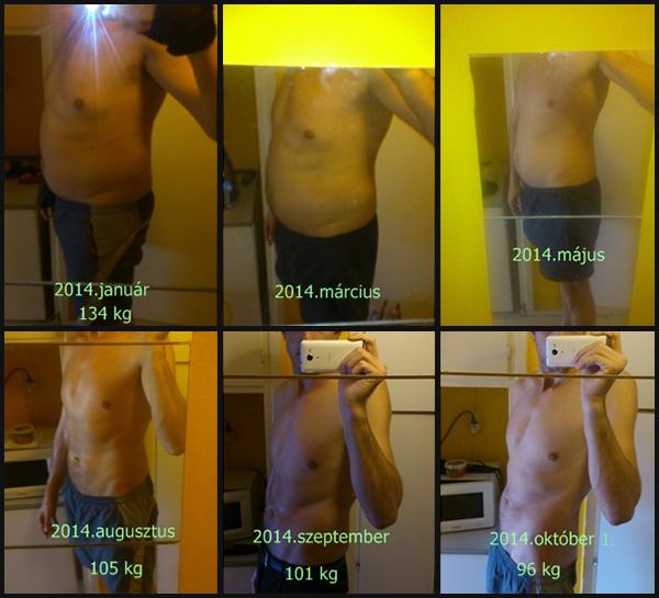 50 évesnél nagyobb zsírégetés elveszíti havonta 2 százalék testzsírt