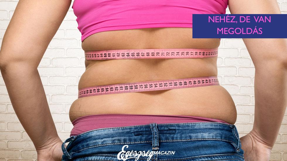 Testsúlycsökkenés, kóros fogyás