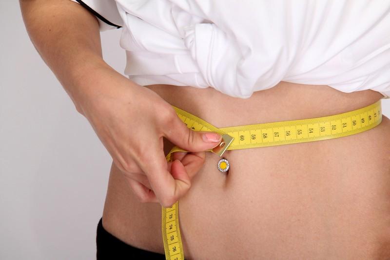 lehet enni kevesebbet és lefogyni?