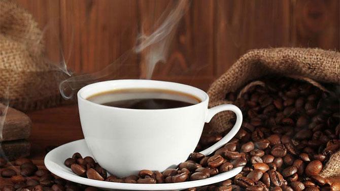 fogyás fekete kávéval