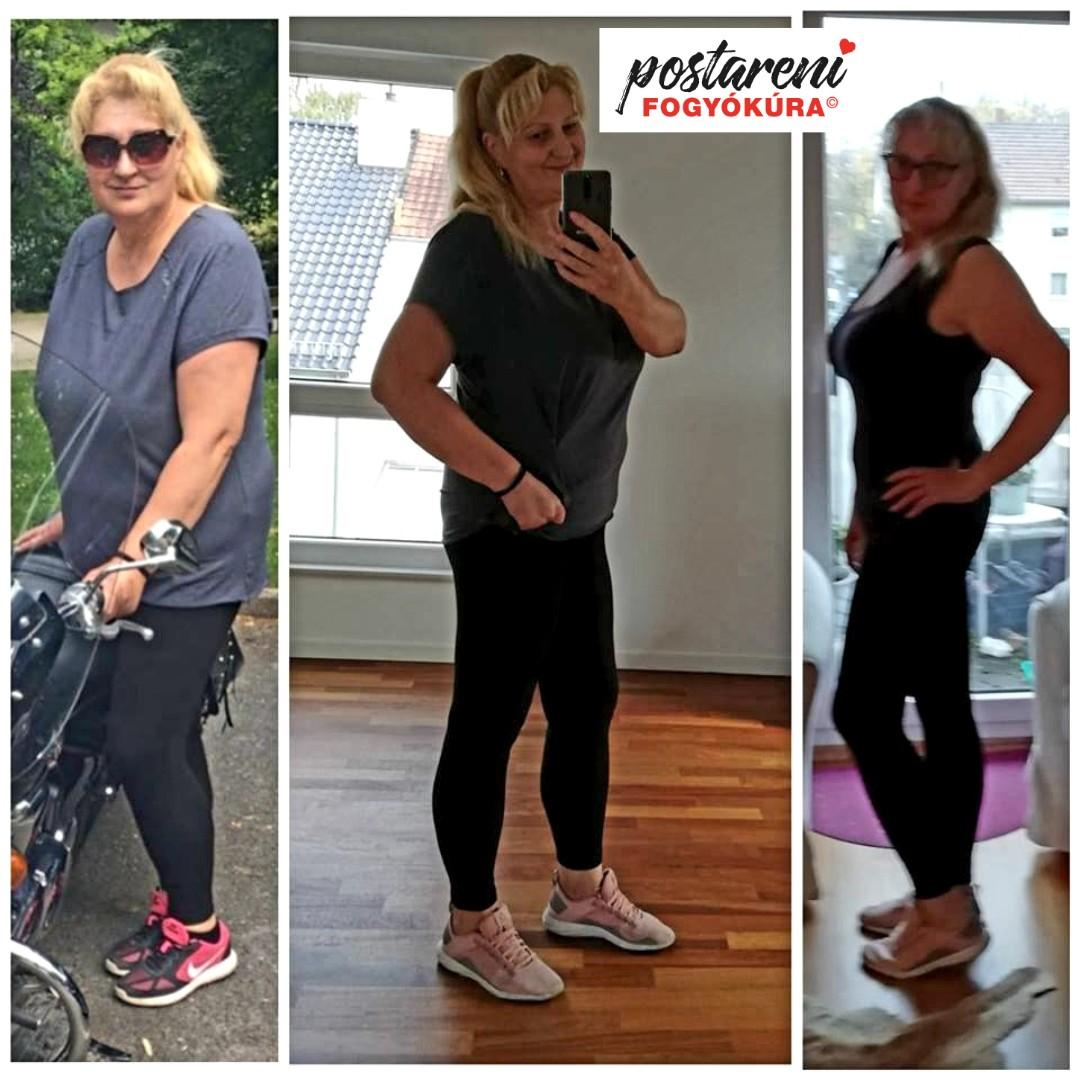 a súlycsökkenés 5 héten belül eredményez