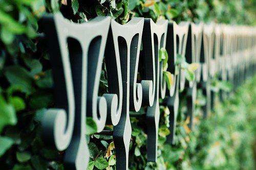 a kerítés segíthet a fogyásban?