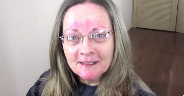 60 éves nő lefogy