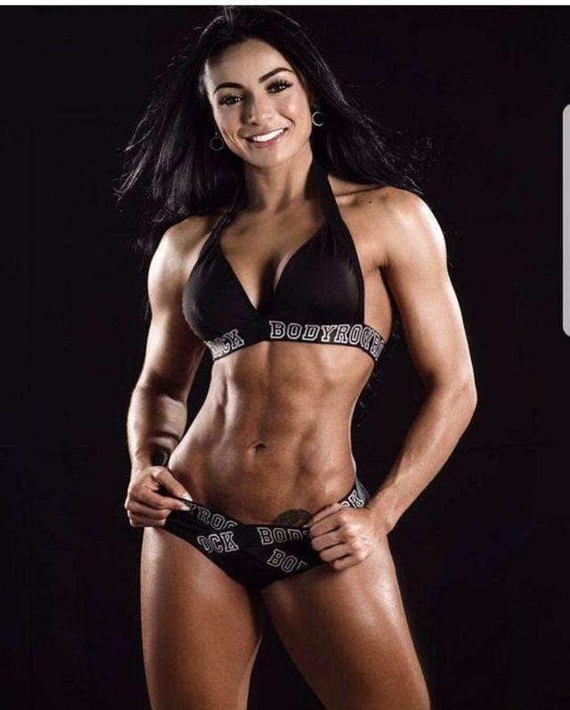 erős lány zsírégető