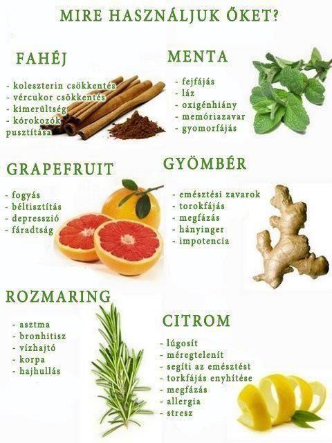 4 természetes fogyásos segítő