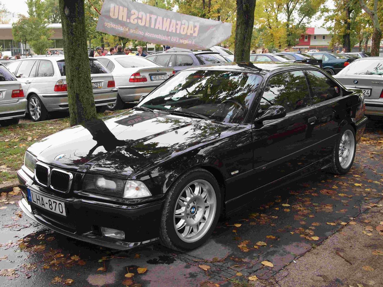 Újabb BMW modellek: E30, E32, E34, E36, E39 ..
