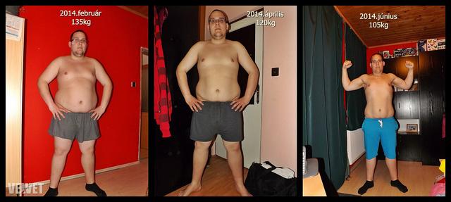 47 kg fogyni