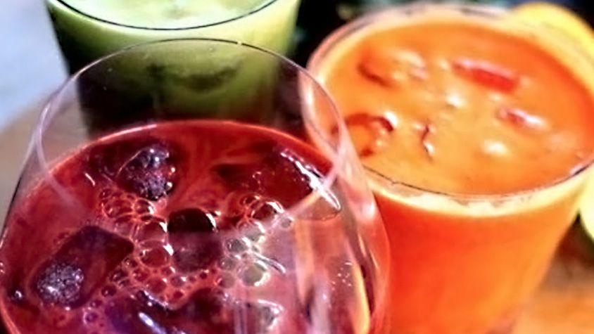 zsírégető egészséges italok