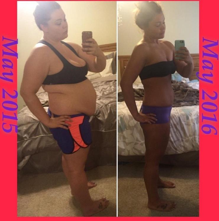 Alexandra Símons 60 kiló fogyás - Fogyókúra | Femina