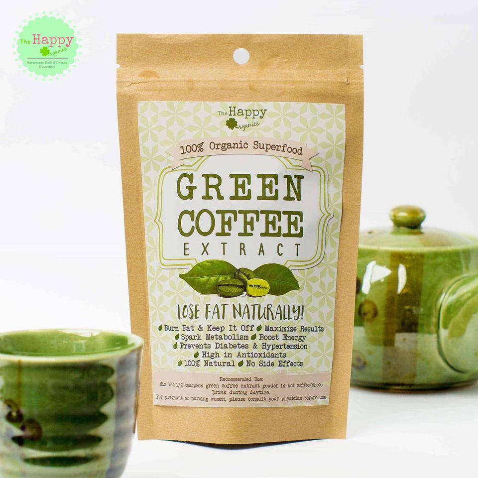 6 + 1 ok a Zöld kávé kapszula mellett