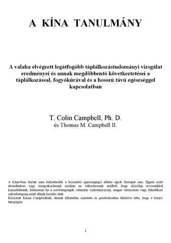 önkéntes fogyókúrás tanulmány)
