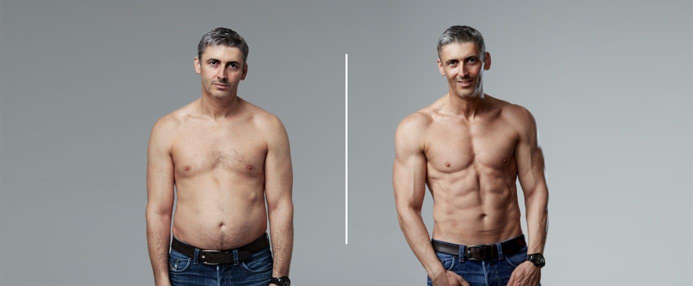 el akarják veszíteni a felső testzsírt hogyan veszít egy idősebb ember fogyni?
