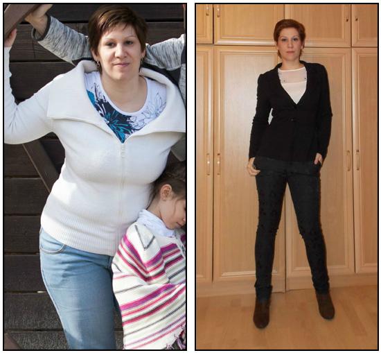 legjobb fogyás 40 éves nő
