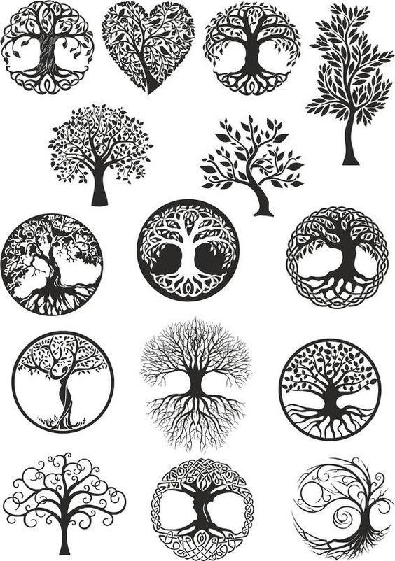 Szimbólumok a fogyás. -Mágikus- szimbólumok és pecsétek ~