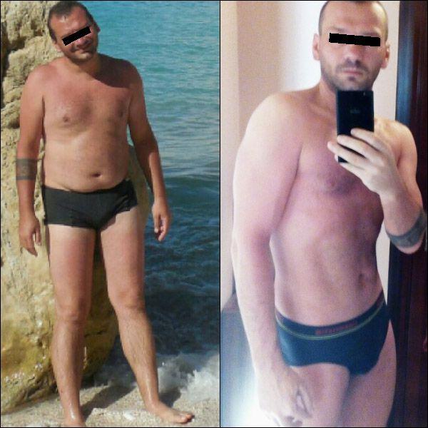 egy hónappal józan nincs fogyás hogyan lehet elveszíteni 16 százalékos testzsírt
