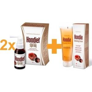 Hoodia Slimming Serum Karcsúsító testszérum cellulit elleni hatással