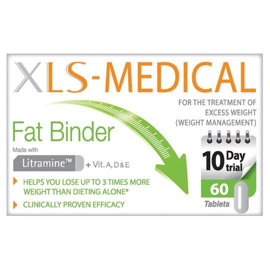 XL-S Medical szénhidrátmegkötő tabletta