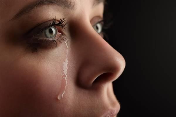sírás és fogyás