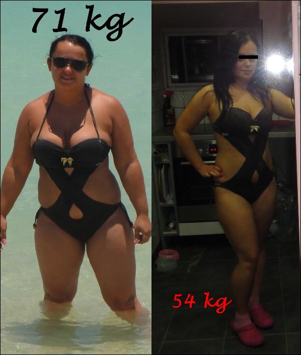 Így fogytam le 18 kilót hat hónap alatt - Fogyás 18 hónapos