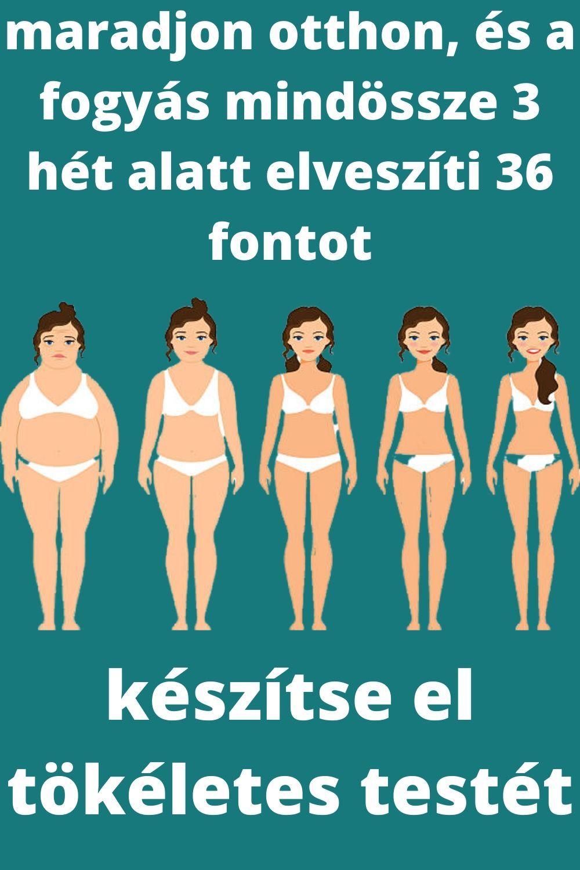 elveszíti a 3 kg testzsírt fogyni az új évre