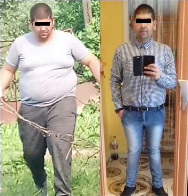 fogyni 22 éves férfi