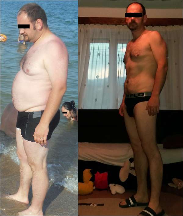 zsírégetés férfi a zsírégetés korai szakaszában