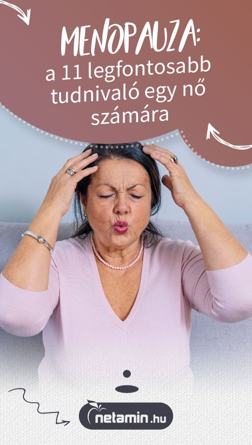 hogyan fogysz a menopauza után)