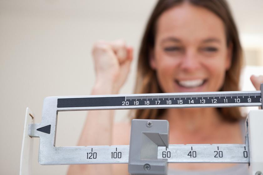 Hetente 2 súlycsökkenés