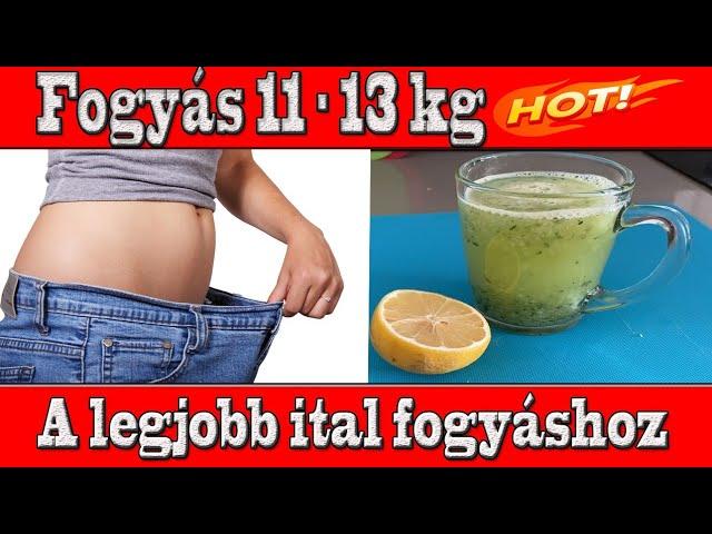 A leghatékonyabb fogyókúrás italok! | szalok-szallas.hu