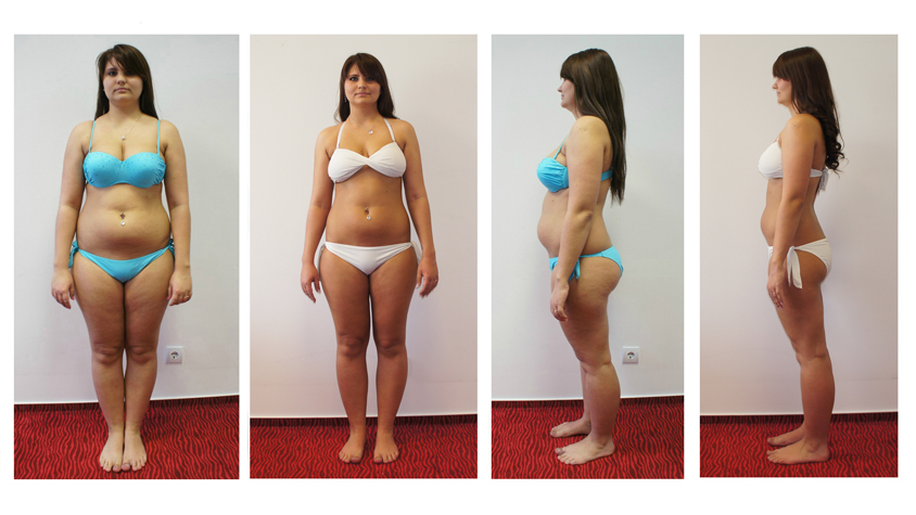 9 hetes fogyás eredménye salbutamol zsír veszteség eredményeket