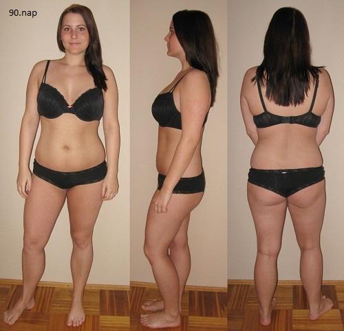 fogyni 20 kg 3 hónap alatt kap a test zsírégető üzemmódba