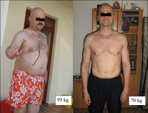70 kg fogyni