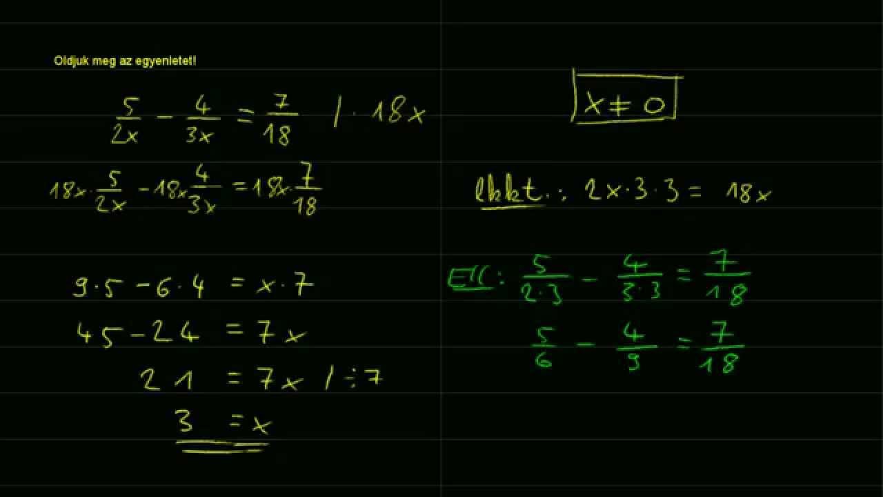 Matematikával a fogyásért
