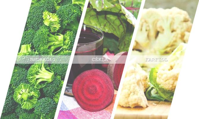 nem a brokkoli teszi le fogyni? növeli az anyagcserét és lefogy